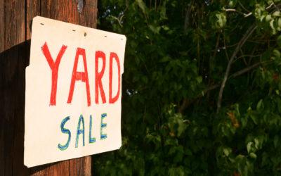 Overlook Community Yard Sale